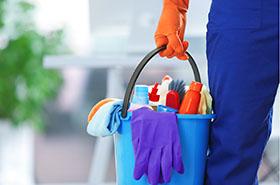 Immobiliendienste Stricker - Reinigungsservice